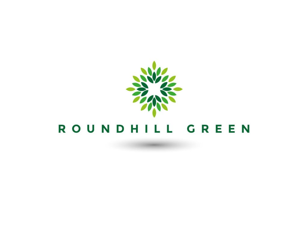 Branding for Roundhill Green by Lea Croft Residential